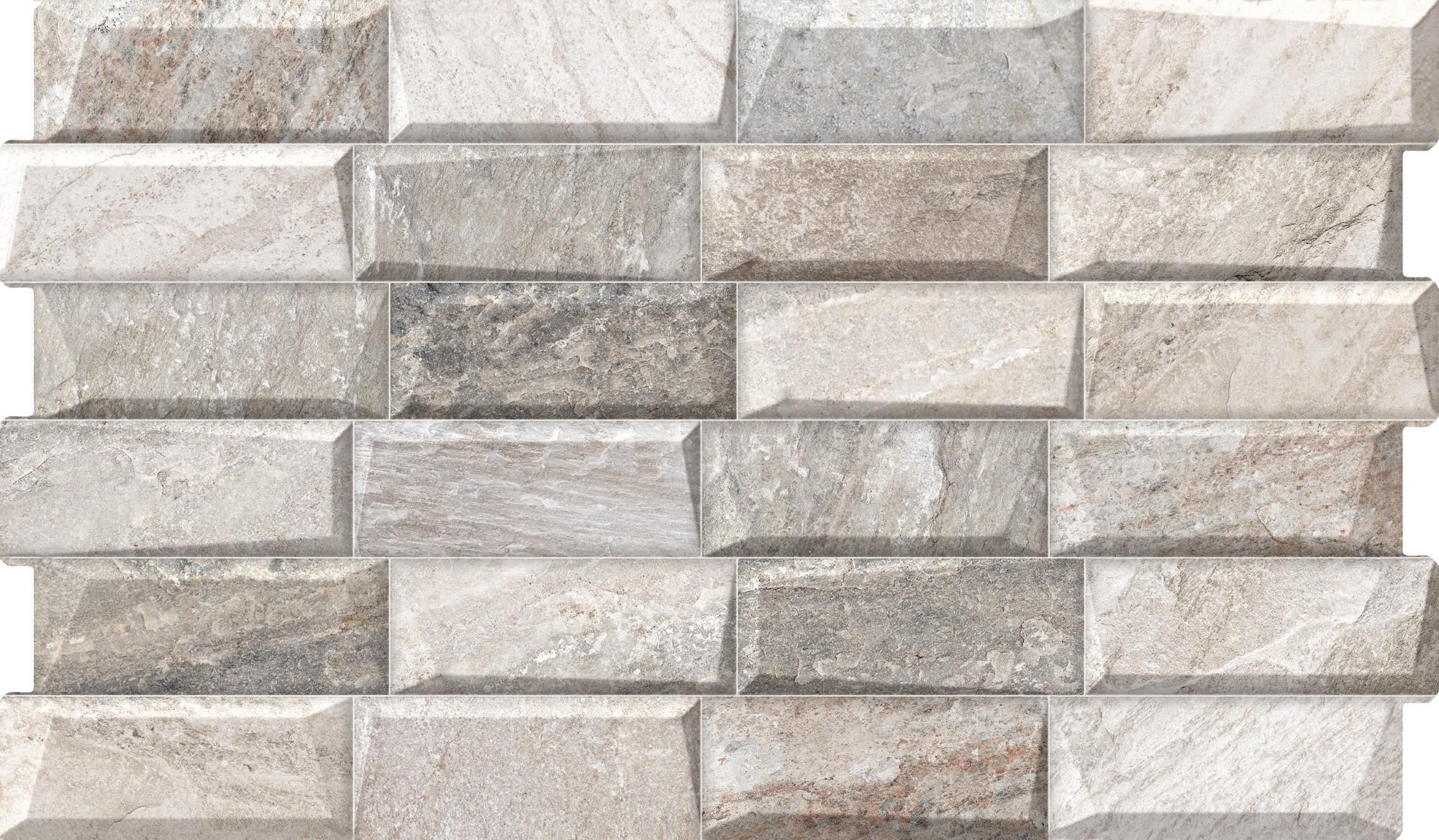 Infinity Stone Gray 34x58cm