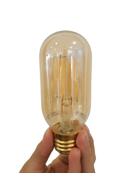 Lâmpada Retro Filamento  LED